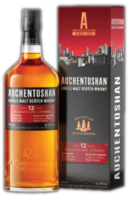 Auchentoshan 12 Years Old Lowland Single Malt 0,7L