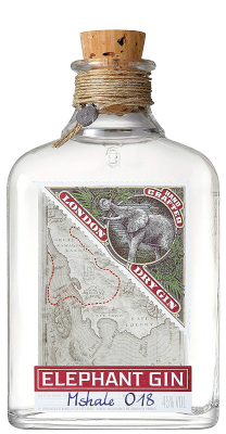 Elephant Gin London Dry Gin 0,5L