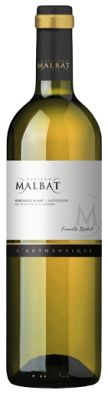 2016 Chateau Malbat Bordeaux Blanc L'Authentique Earl Rochet 0,75L
