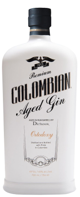 Dictador Colombian Aged Gin Ortodoxy 0,7L