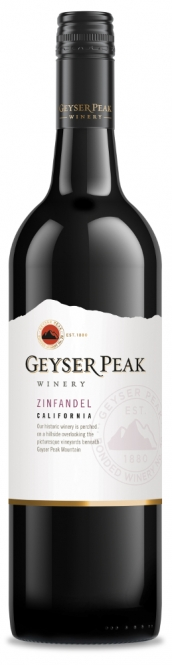 2015 Zinfandel California Series Geyser Peak Winery 0,75L
