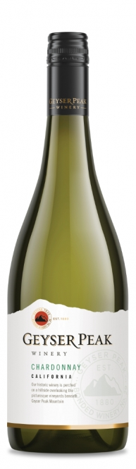 2016 Chardonnay California Series Geyser Peak Winery 0,75L